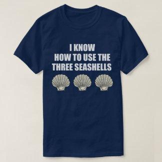 Het grappige Citaat van de Film: Hoe te om de Drie T Shirt