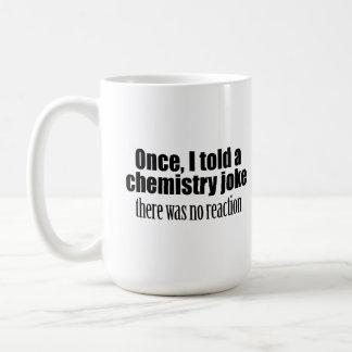 Het grappige Citaat van de Leraar van de Chemie - Koffiemok