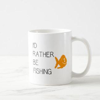 Het grappige Citaat van de Visserij Koffiemok