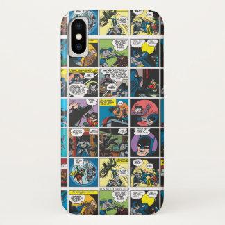 Het Grappige Comité van Batman 5x5 iPhone X Hoesje