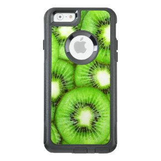 Het grappige Fruit van de Kiwi OtterBox iPhone 6/6s Hoesje