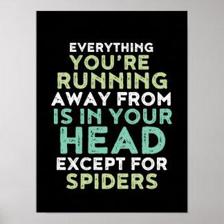 Het grappige Inspirerend en Motivatie Poster van