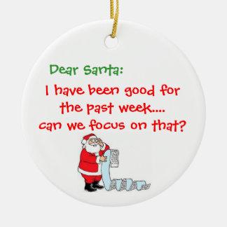 Het grappige Ornament van Kerstmis