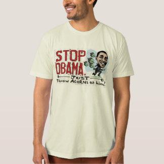 Het grappige Overhemd anti-Obama van de EIKEL T Shirt