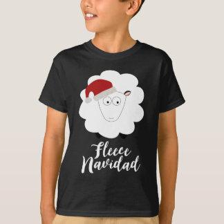 Het grappige Overhemd van Kerstmis, de T-shirt van
