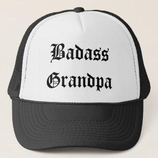 Het grappige pet van de Opa Badass