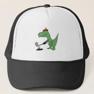 Het grappige SpeelGolf van de Dinosaurus t-Rex Trucker Pet