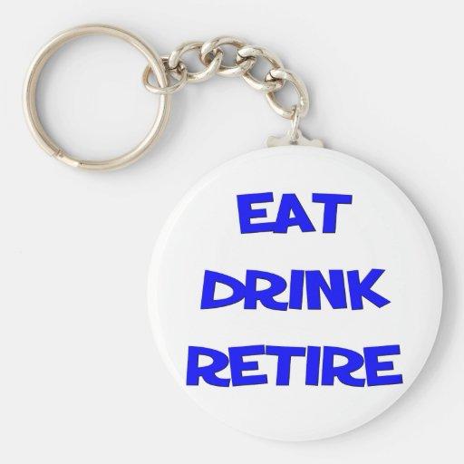 Het grappige Spreuk van de Pensionering Sleutel Hangers