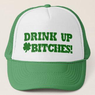 Het grappige St Patricks Drink van de Dag Trucker Pet