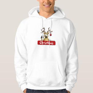 Het grappige Sweatshirt Met een kap van Benevelde