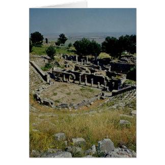 Het Griekse theater Briefkaarten 0