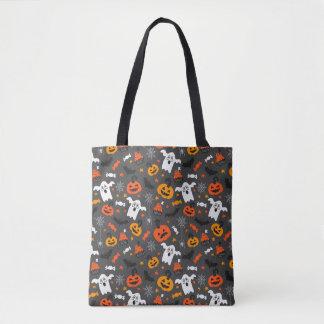 Het griezelige Canvas tas van het Patroon van
