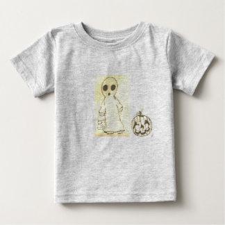 het grijs van de babyt-shirt baby t shirts