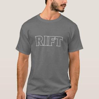 Het Grijs van de spleet T Shirt