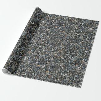 Het grijze Grint van de Erwt schommelt Cadeaupapier