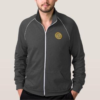 Het grijze jasje van Bitcoin Jacks
