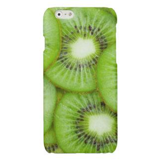 Het groene Fruit van de Kiwi iPhone 6 Hoesje Glanzend