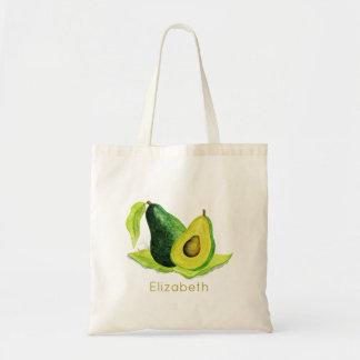Het groene Fruit van het Stilleven van de Avocado Draagtas