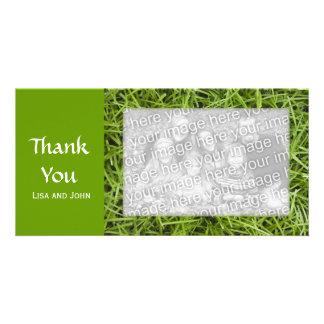 Het groene Gras dankt u Kaart