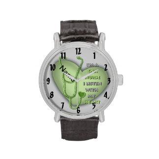 Het groene Hart KAN verzorgen Horloges