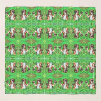 Het groene het Vliegen van de Tijger van het Sjaal