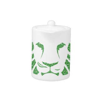 Het groene Hoofd van de Leeuw