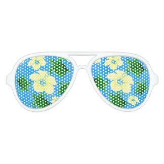 Het groene Ontwerp van de Schildpadden van het Zee Aviator Zonnebril