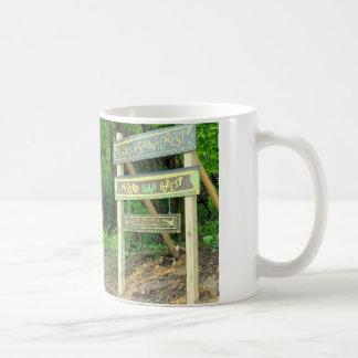 Het Groene Ruimte Stedelijke Bos Govans van Koffiemok