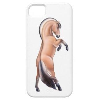 Het grootbrengen Noorse iPhone 5 van het Paard van Barely There iPhone 5 Hoesje