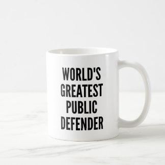 Het Grootste Advocaat pro deo van werelden Koffiemok