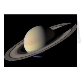 Het grootste Portret van Saturn Kaart