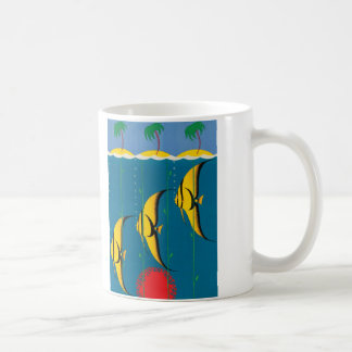 Het grote Barrièrerif Australië Koffiemok