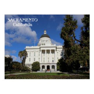 Het grote Briefkaart van Sacramento!