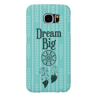 """Het Grote"""" citaat van de """"droom Samsung Galaxy S6 Hoesje"""