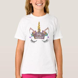 Het grote Overhemd van de Eenhoorn van de Zuster T Shirt