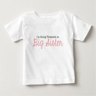 Het grote Overhemd van de Zuster Baby T Shirts
