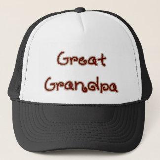 Het grote Pet van het Honkbal van de Opa