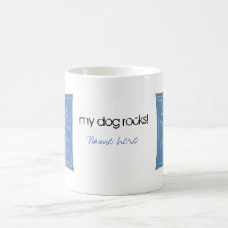Het Grote Plan van de behendigheid - de Hond van Koffiemok