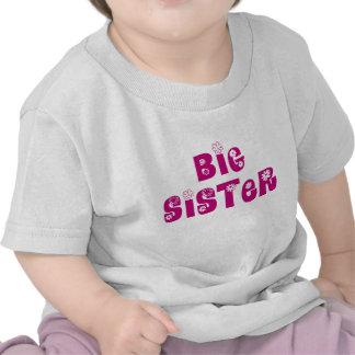 Het grote T-shirt van het Baby van de Zuster