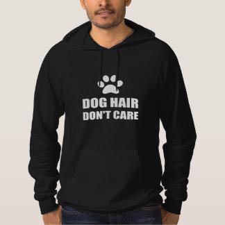 Het Haar van de hond geeft niet Hoodie