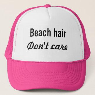 Het Haar van het strand, geeft niet Trucker Pet