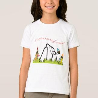 Het hangen met Mijn Gnomies T Shirt