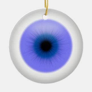 Het hangen van Blauw Oog op het Ornament van de