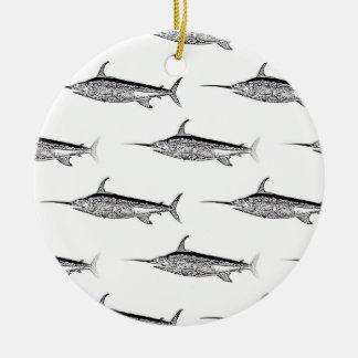 Het Hangende Ornament van zwaardvissen