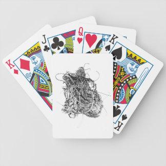 Het hart poker kaarten