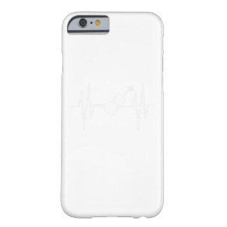 Het hart sloeg het Overhemd van de Gift van de Barely There iPhone 6 Hoesje