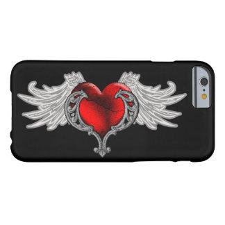 Het Hart van de gothic met iPhone 6 van de Barely There iPhone 6 Hoesje