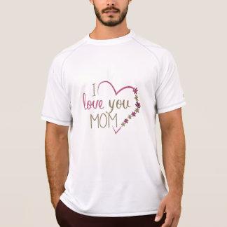 Het Hart van de Moederdag van het Mamma van de T Shirt