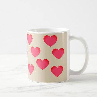 Het Hart van de Polka van Emoji Koffiemok