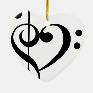 Het Hart van de Sleutel van de Basis van de Keramisch Hart Ornament